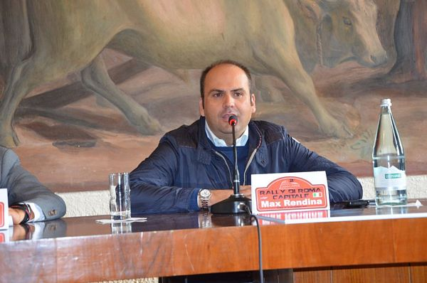 Presentato all'EUR il 2° Rally di RomaCapitale