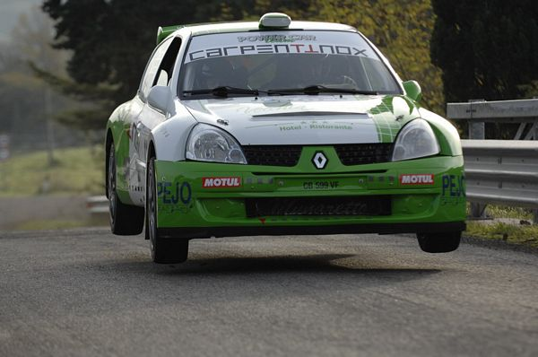 Power Car Team al Monza Rally Show arriva Luca Rossetti