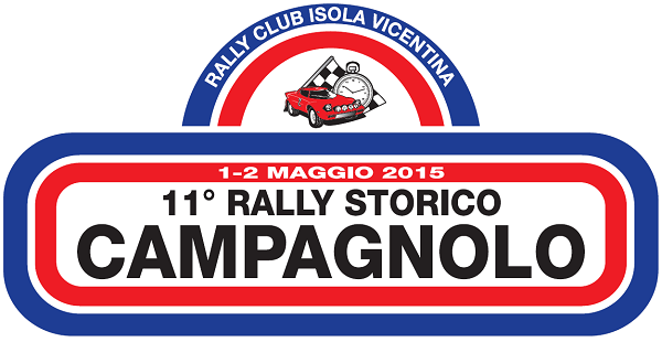 Rally Storico Campagnolo 2015