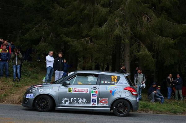 Suzuki Rally Trophy all'Adriatico