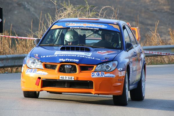 SGB Rally all'assalto del rally delle Madonie