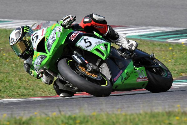 "Il team ""R.M. Racing"" schiera al CIV Andolfatto e Boscolo in Supersport"