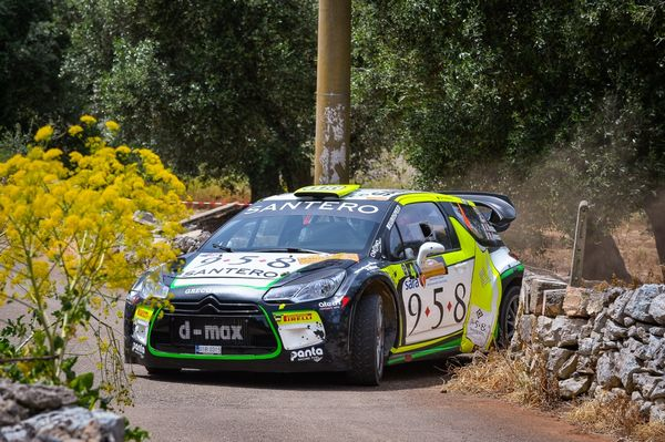 Rally del Salento: 46 concorrenti pronti a partire