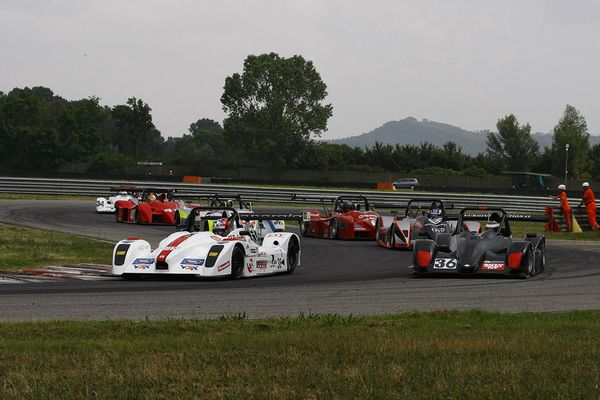 Al Mugello si alza il sipario sul 5° Aci Racing Weekend 2015