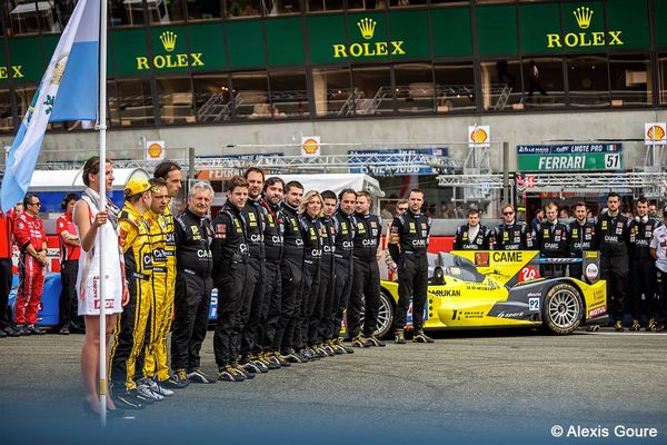 Top ten a Le Mans e vittoria a Misano nel positivo weekend di Wolf Racing Cars