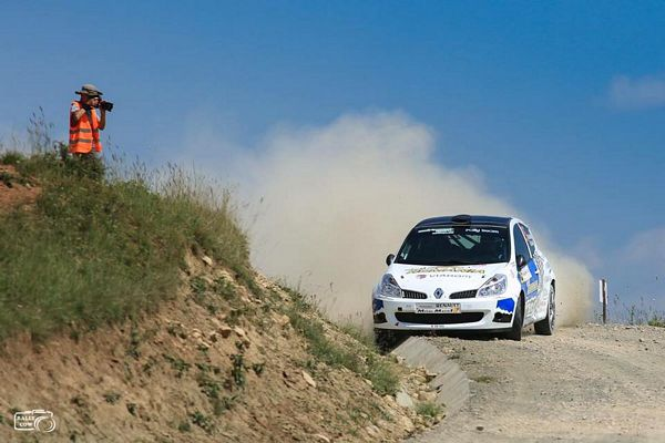 Power car team al rally vola in Romania al rally transilvania Raul Badiu quarto assoluto