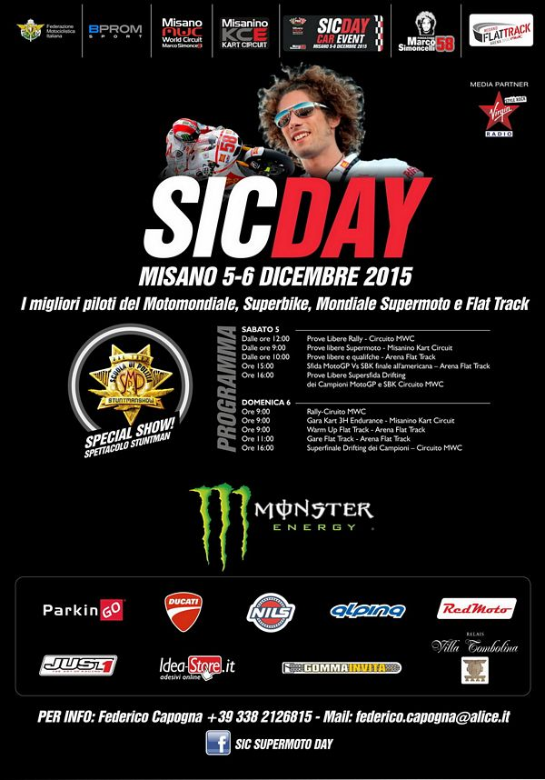 "Quattro ""piesse"" al Sic day car event"
