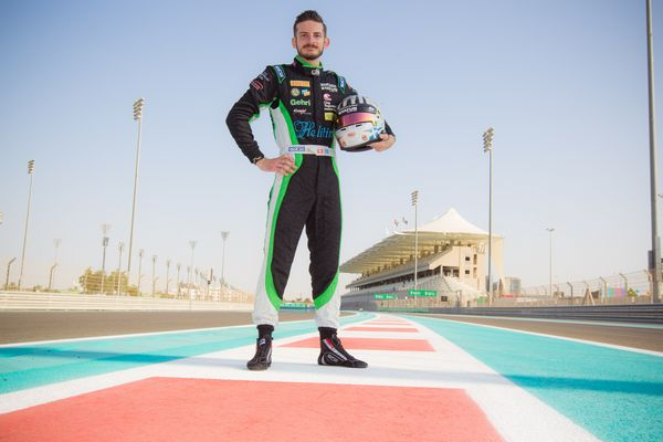 Doppio test per Alex Fontana in GP2 ad Abu Dhabi