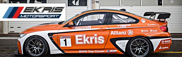 Ekris Motorsport BMW M4 GT4