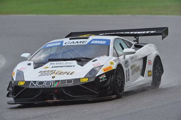 Cars Engineering nel Gran Turismo con due Lamborghini Gallardo GT3