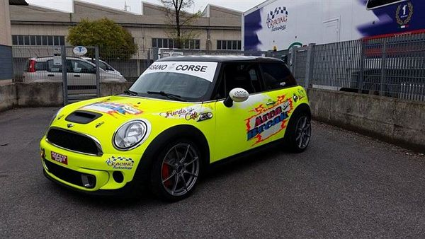 Liuzzi punta alla Racing Start con la MINI