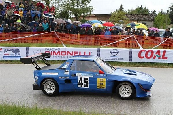 Week End di successi per CST Sport in salita e rally