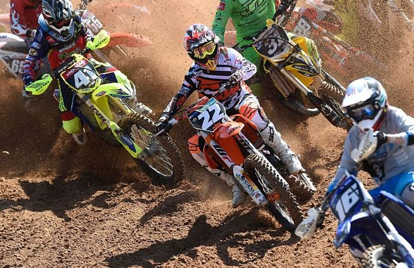 Facchetti in vetta all'Italiano MX Junior 125