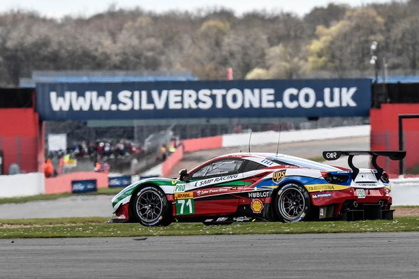 WEC Davide Rigon in Messico in cerca del riscatto