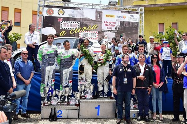 Scatta la 100Th Targa Florio
