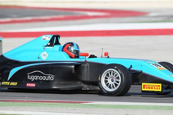 Week-end in salita per Giacomo Bianchi al Mugello
