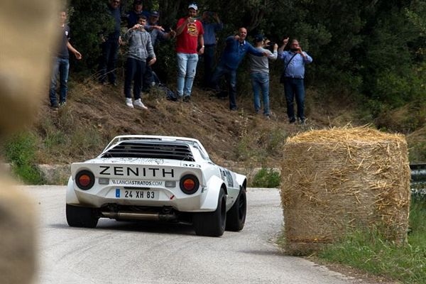 Che nomi al Rally Dolomiti Historic
