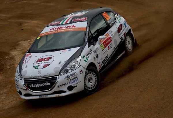 Winners Rally Team Enrico Brazzoli in Portogallo… buona la prima