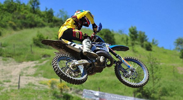 Italiano MX Junior 125 cc Manucci si qualifica alla fase finale