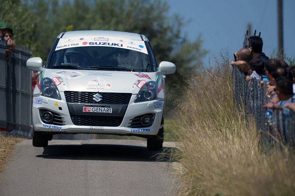 Suzuki Rally Trophy pronto per il CIR 2018