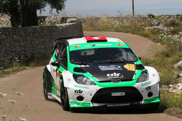 A-STYLE TEAM- POST 49° RALLY DEL SALENTO