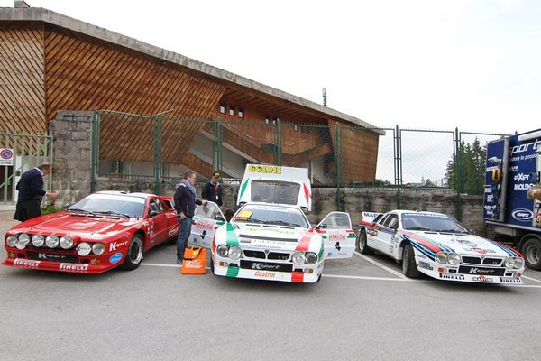 Verifiche terminate al Dolomiti Historic