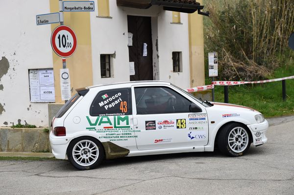 Rally Tartufo Valli Vesimesi Historic
