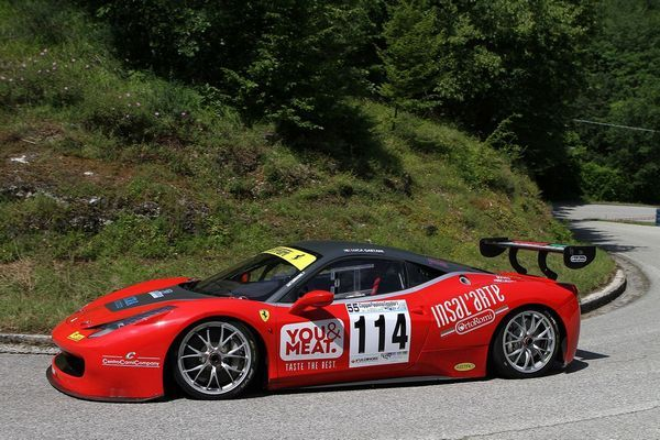 Coppa Teodori 2017 International Hill Climb Cup