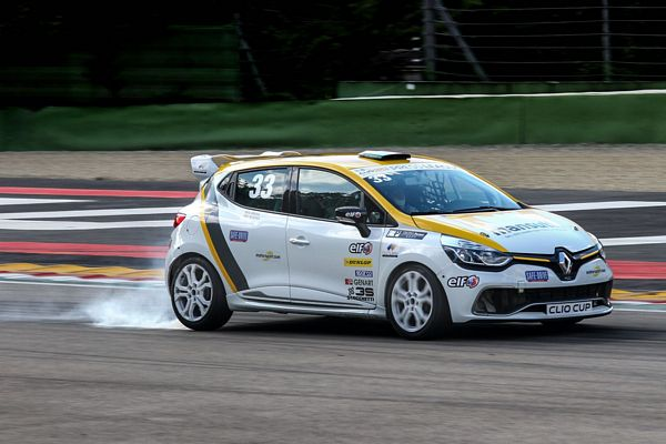 Clio Cup Alessandra Brena vince la Cup Press League