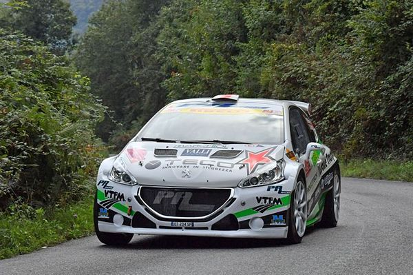 Tassone-De Marco al Due Rally, ultimo round del Campionato italiano Rally