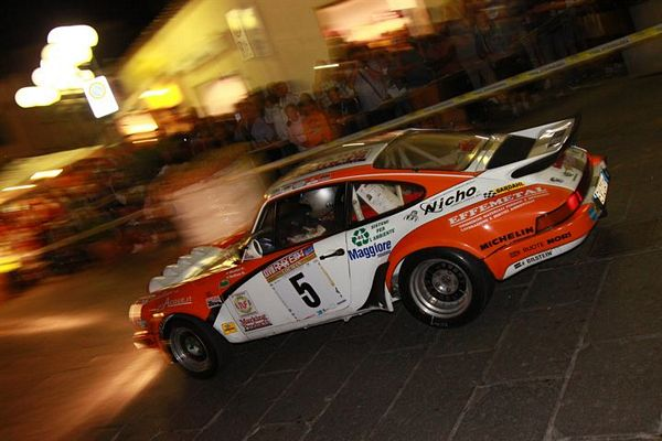 CIR Auto Storiche il finale al Rally Due Valli Historic