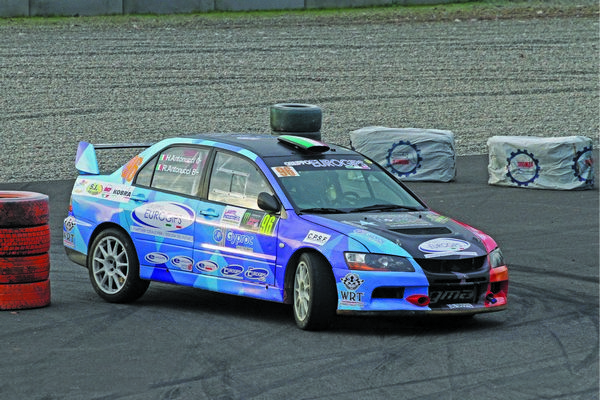 "Attacco a sei punte per Winners Rally Team al ""Monza Rally Show"