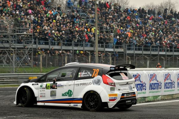 A-STYLE TEAM ANCORA PROTAGONISTA AL MONZA RALLY SHOW