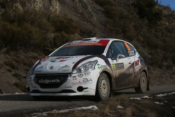 Val Merula ed Automotoracing nel fine settimana di Winners Rally Team