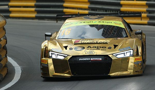 Phoenix Racing Asia confirm two Audi R8 LMS GT3s for Blancpain GT Series Asia