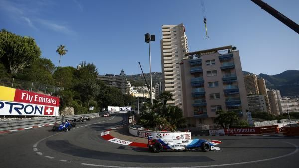 Two races at Monaco for the Formula Renault Eurocup in 2017