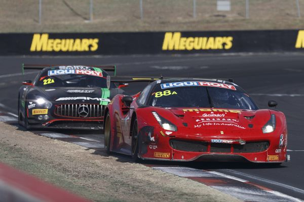 Ferrari takes well-deserved win in Liqui-Moly Bathurst 12 Hour