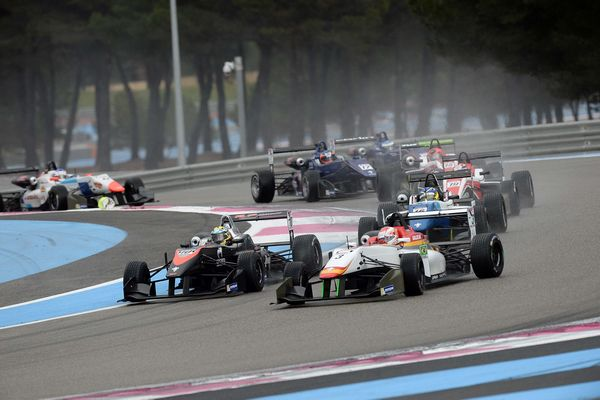 Scott (RP Motorsport) wins closing race at Paul Ricard