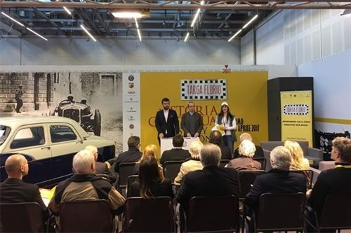 La 101^ Targa Florio desta interesse in Germania