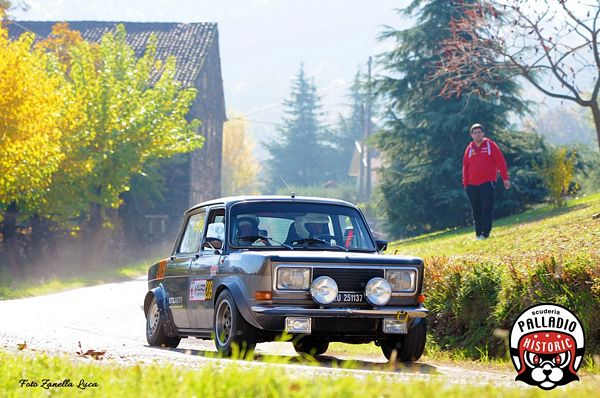 Scuderia Palladio Historic: Rally Colli Scaligeri