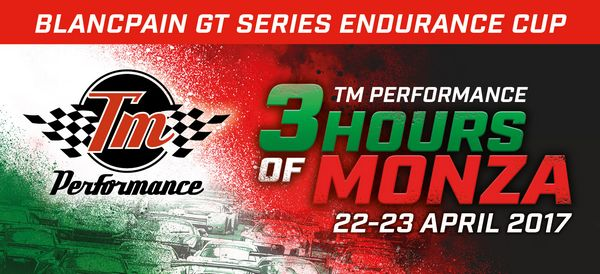 TM Performance becomes title sponsor of 3 Hours of Monza