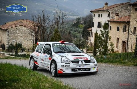 Secondo Rally Day Colli Scaligeri: Del Ponte-Danese