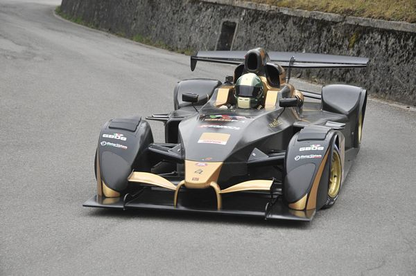 Wolf Racing Cars nella serie Italiana di Hill Climb
