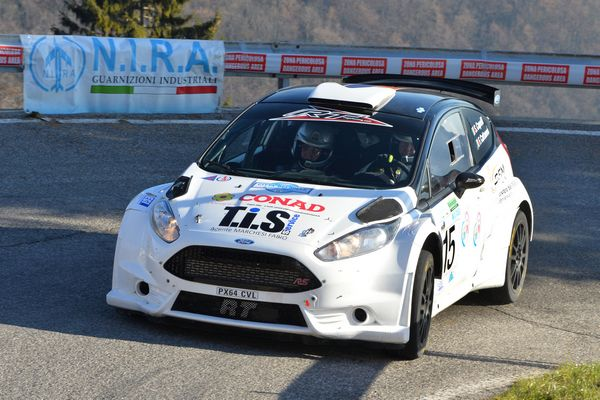 Giesse Promotion  tra Rally del Grifo e Rally dei Laghi