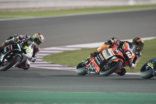 Forward Racing nella top ten con Marini e Baldassarri a Losail