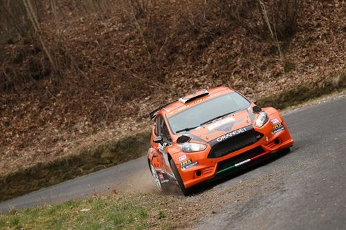 BRC Racing Team al via del Rally di Sanremo