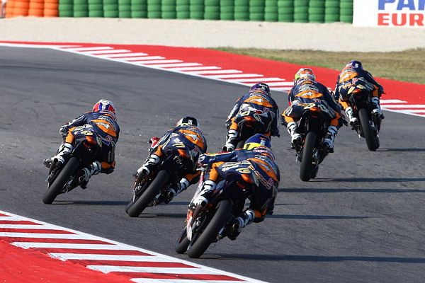 Elenco iscritti Red Bull Rookies Cup