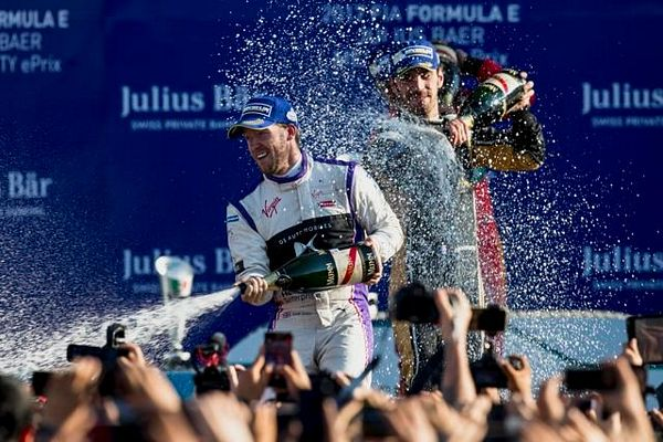 Formula E - Terzo posto in campionato per il DS Virgin Racing