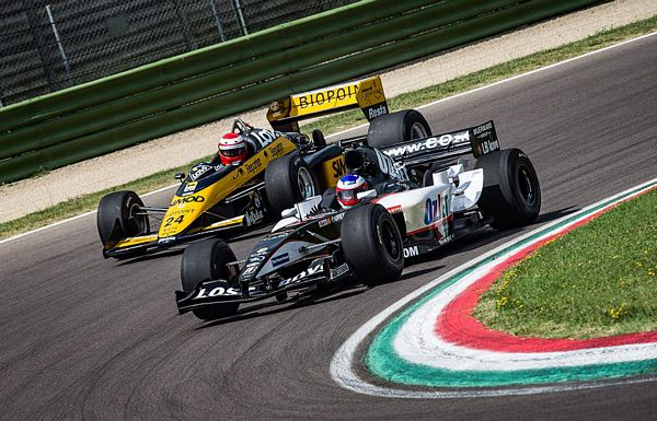 Historic Minardi Day Imola 2017