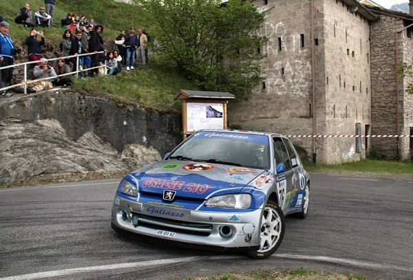 Giesse promotion protagonist al Rally delle Prealpi Orobiche